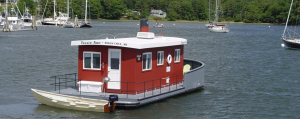 tessie ann maine house boat rental