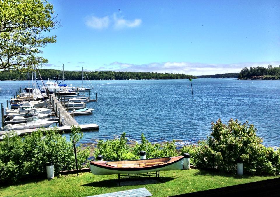 The Osprey Restaurant Georgetown Maine Menu