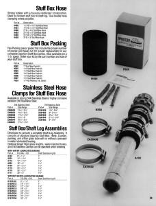 Stuffing Box Packing Kit