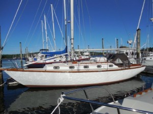 Cape Dory 36 Sailboats