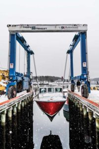 Maine Boats: New Owners Chart the Future at Derecktor Robinhood